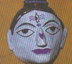 Masks of Assam