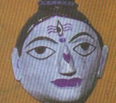 Masks of Assam