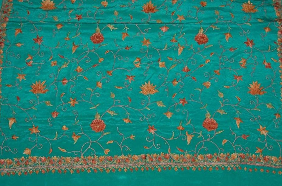 Embroidery of Assam