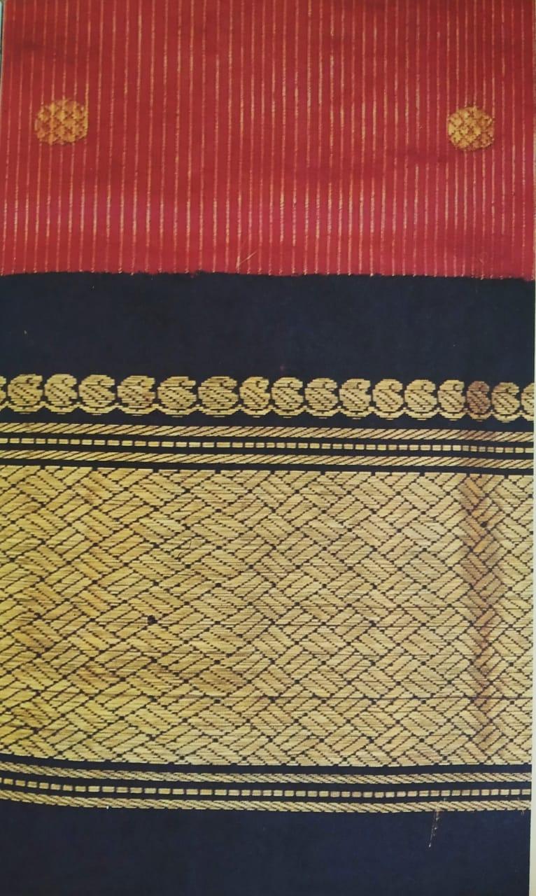 Dharmavaram Pattu Silk Sari of Andhra Pradesh