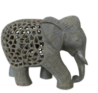 Soap Stone/ Green Stone Carving of Tamil Nadu