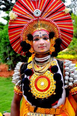 Yakshagana Costumes of Karnataka