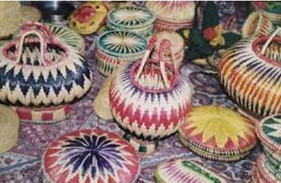 Munj Grass Craft of Bihar