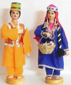 Dolls and Toys of Jammu