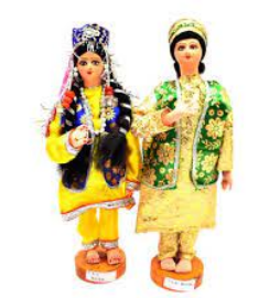 Dolls and Toys of Kashmir