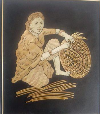 Sikki/ Golden Grass Craft of Bihar
