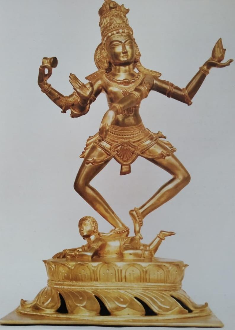 Bronze Icon Casting of Andhra Pradesh