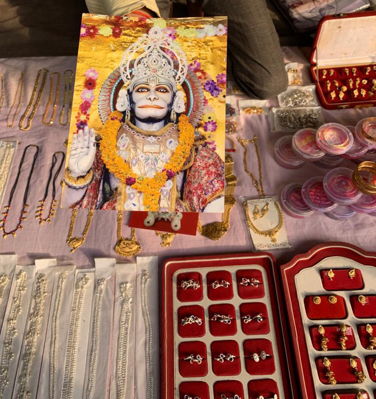 Jewellery and Jewelled Objects of Madhya Pradesh