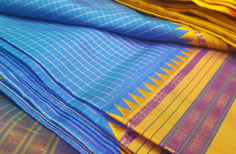 Narayanpet Saris of Telangana