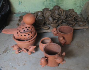 Clay and Terracotta of Andhra Pradesh