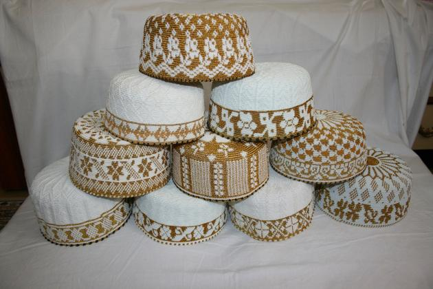 Bohra / Wohra Caps of Gujarat