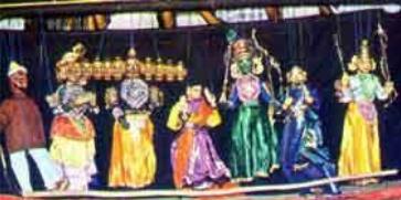 String Puppets of Karnataka