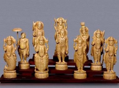 Sandalwood Carving of Kerala