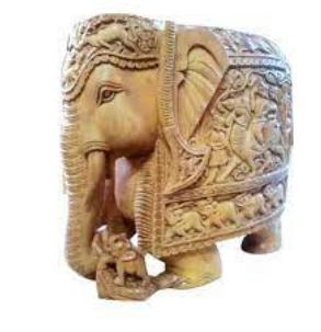 Sandal Wood Carving of Delhi