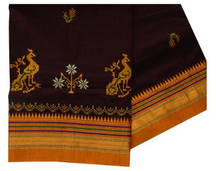 Cotton and Silk Weaving of Karnataka