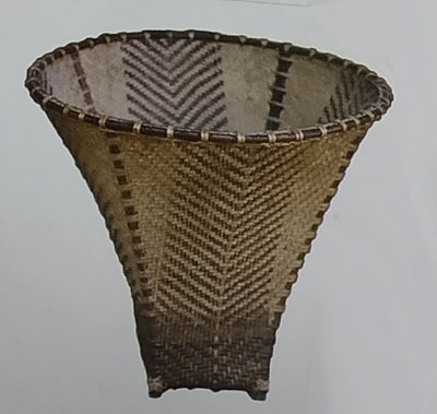 Bamboo Basketry of Mizoram