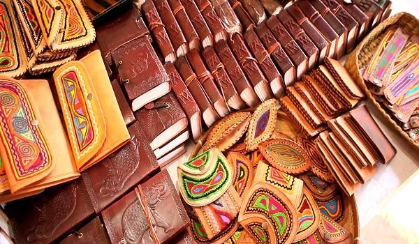 Leather Craft of Gujarat