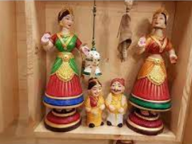 Clay and Papier Mache Toys of Pondicherry