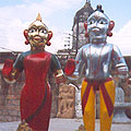 Ashtadhatu Sculptures of Ayodhya, UP