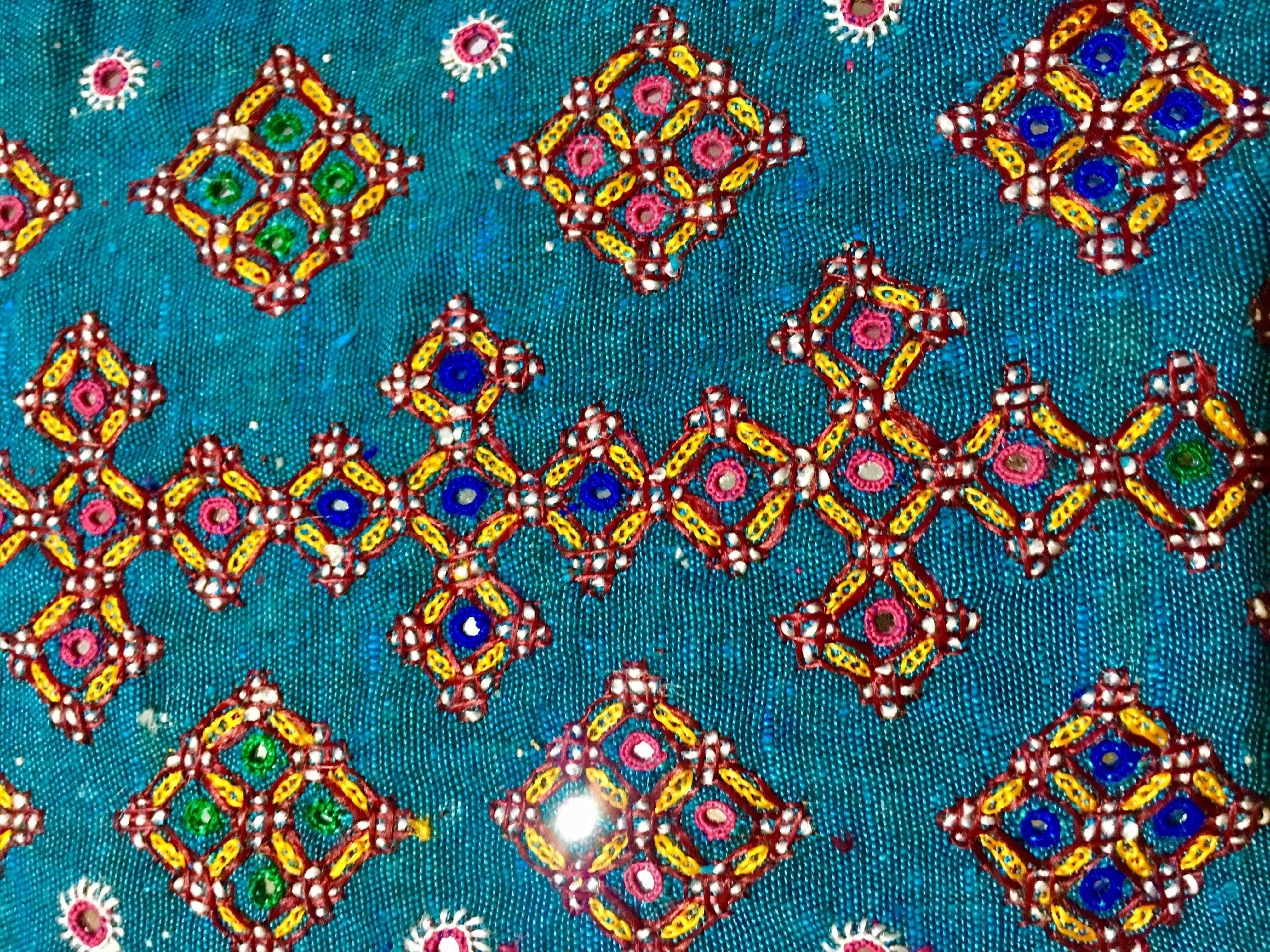 Mutwa Embroidery of Gujarat