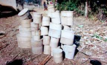 Pyang – Bamboo Containers of Sagaon