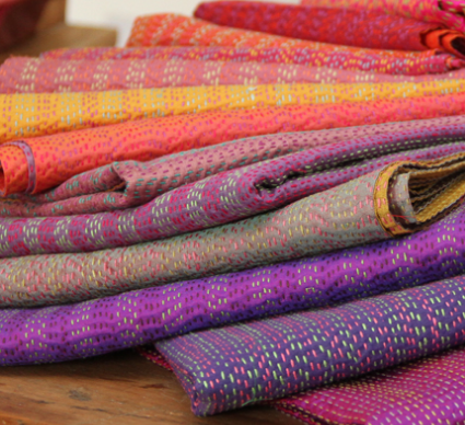 Pakhi – Woven Woollen Textile