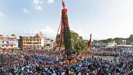 Rato Machhendranath Jatra/ Chariot festival of Nepal