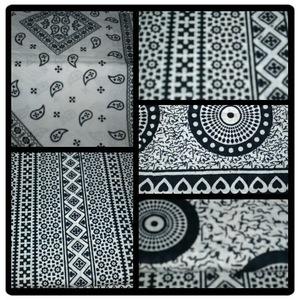 Khatris of Dhamadka Block-Printed and Resist-Dyed Textiles