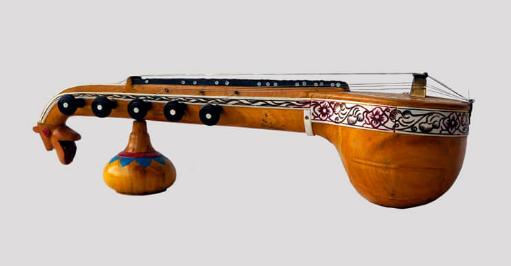 Veena String Instrument of Andhra Pradesh