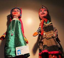 Glove Puppets of West Bengal