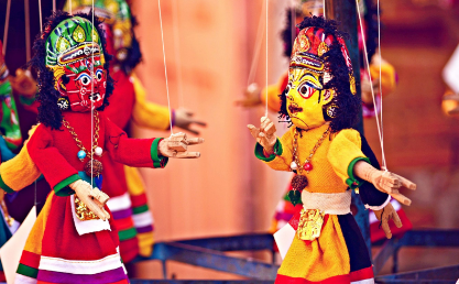 Kalasutri Bahulya/ String Puppet Folk Art of Maharashtra