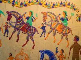 Pithora Tribal Art of Chattisgarh