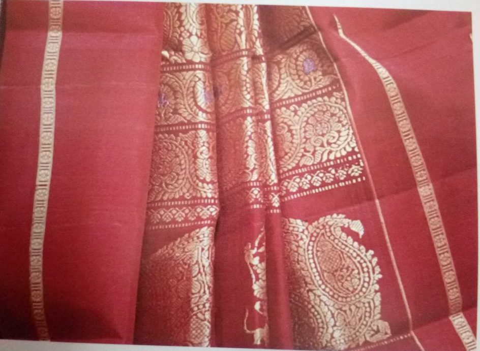 Molakalmuru Sari Weaving of Karnataka