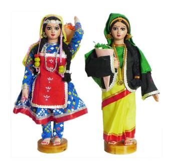Doll Making in Shimla, Himachal Pradesh