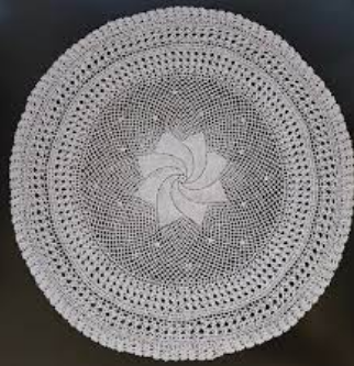 Lace and Crochet Embroidery of Uttar Pradesh