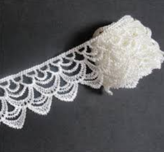 Lace and Crochet Embroidery of Jammu