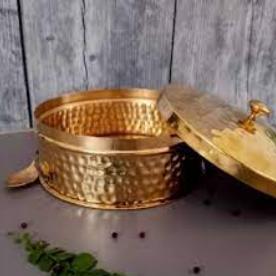 Brass, Kansa and Copper Utensils of Jandiala Guru, Punjab