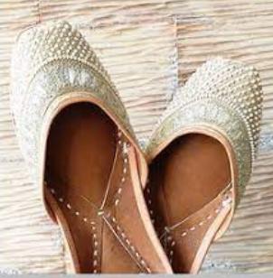 Leather Jutti/ Footwear of Haryana