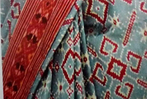 Jagubhatani Silk Sari of Andhra Pradesh