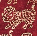 Batik/Wax-Resist Dyeing on Cloth of Pondicherry