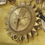 Dhokra/Lost Wax Metal Casting of Odisha