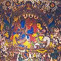 Kalamkari Painting of Srikalahasti, Andhra Pradesh