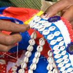 Tribal Kaudi/Cowrie Work of Chattisgarh