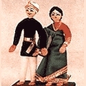 Cloth and Wire Dolls of Karnataka