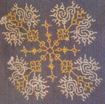 Embroidery of Karnataka