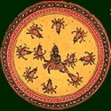Ganjifa/Playing Cards of Odisha