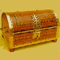 Nettur Petti/ Jewellery Boxes of Kerala