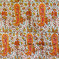 Shawl Weaving and Embroidery of Jammu and Kashmir