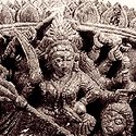Stone Icon Carving of West Bengal