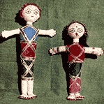 Dolls and Toys of Bihar and Jharkhand